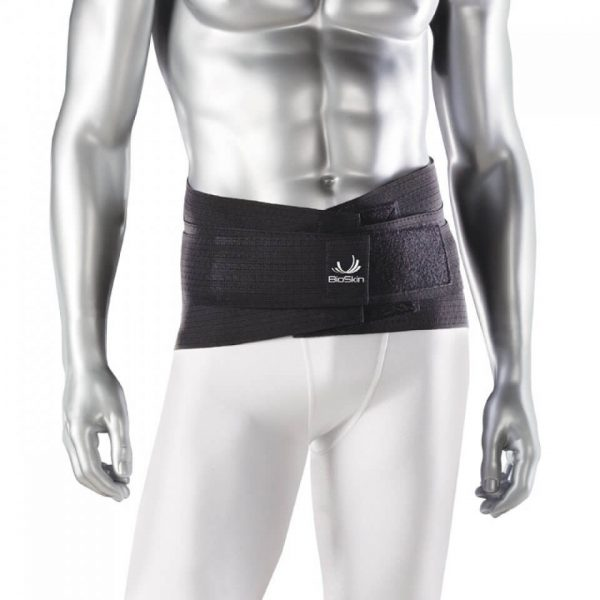 Bio Skin Back Skin with Flexible Support & Lumbar Pad