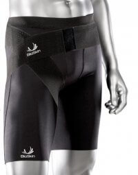 Bio Skin Compression Shorts with Groin Wrap