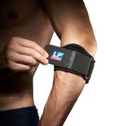 An LP Support Tennis Elbow Brace