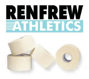 Renfrew Professional Athletic Trainers Tape