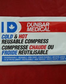 Dunbar Medical Reusable Cold & Hot Compress
