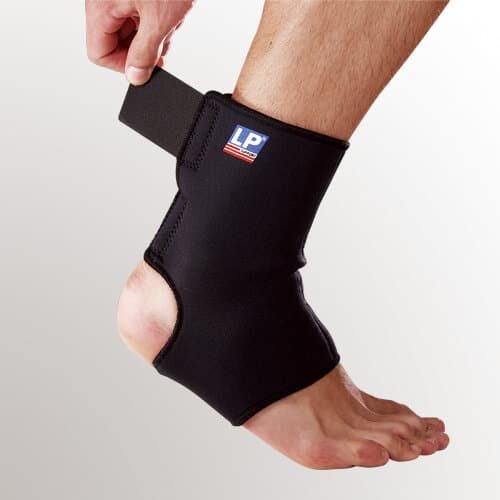 LP Ankle Support (Brace) With Straps