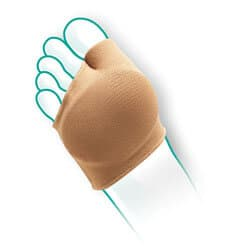 Oppo Medical Metatarsal Footpads