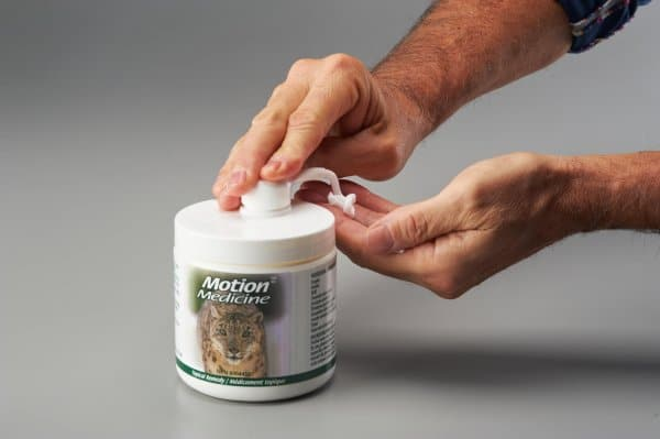 Motion Medicine 500gr dispensing cream