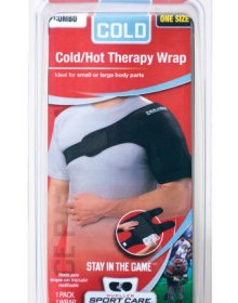 Mueller Sports Medicine Cold/Hot Therapy Wrap-Large