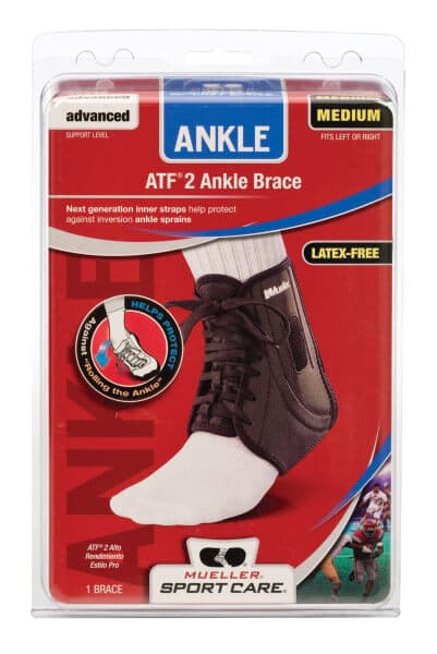 Mueller Sports Medicine ATF 2 Ankle Brace