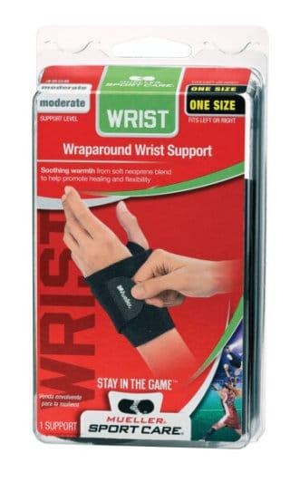Mueller Sports Medicine Wrist Support Wrap