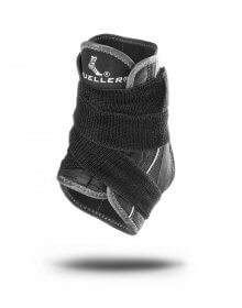 Mueller Sports Medicine Hg80 Premium Soft Shell Ankle Brace With Straps