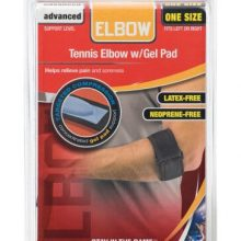 Mueller Sports Medicine Tennis Elbow Support With Gel Pad