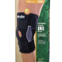 Mueller Sports Medicine Green Adjustable Knee Brace