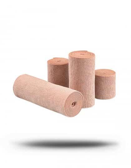 Elastic or tensor bandages