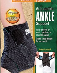 Green ankle