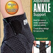 Mueller Sports Medicine Green Adjustable Ankle Support