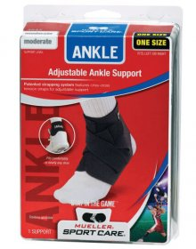 Mueller Sports Medicine Adjustable Ankle Support
