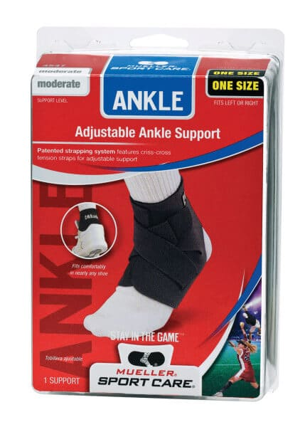 Mueller Sports Medicine Adjustable Ankle Support