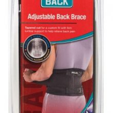 Mueller Sports Medicine Adjustable Back Brace
