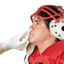 Mueller Sports Medicine Cotton Nasal Plugs
