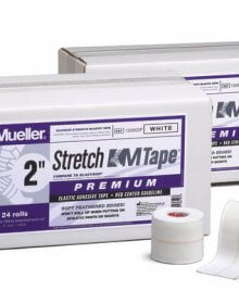 Mueller Sports Medicine Stretch MTape Premium