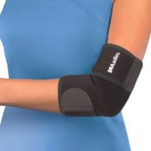 Mueller Sports Medicine Elbow Support, Black, OSFM