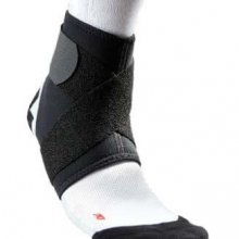 McDavid Ankle Support With Figure-8 Straps