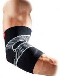 McDavid Elbow Sleeve / 4-Way Elastic w/Gel Buttresses