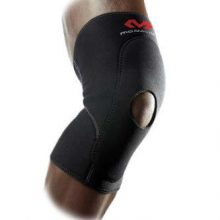McDavid Knee Sleeve With Anterior Patch & Open Patella