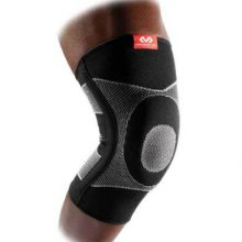 McDavid Knee Sleeve / 4-Way Elastic With Gel Buttresses & Stays