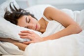 Physiotherapy can contribute to improved mental health through better sleep patterns