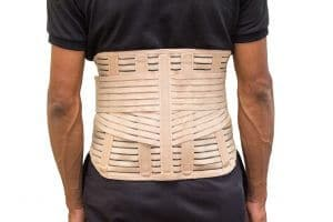 Back Brace To Prevent Injury