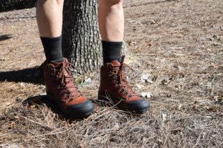 LEGEND TUFF® Compression Merino Wool Hike / Outdoor Socks