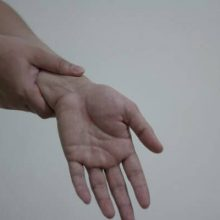Carpal tunnel syndrome, as illustrated here, can be a non diabetic cause of neuropathy