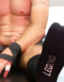 LEGEND® Compression Recovery Socks