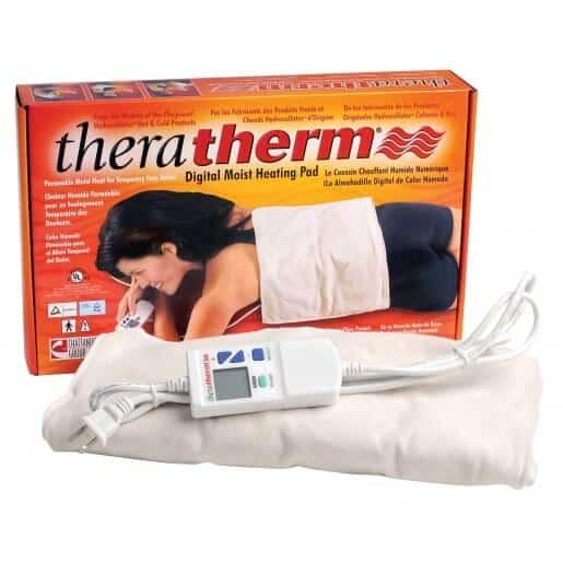 TheraTherm Digital Moist Heating Pad - 14 x 27 standard size