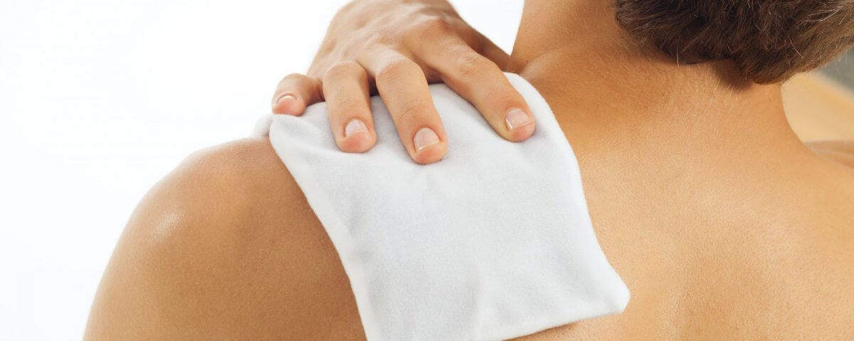 Using A Pad For Heat Therapy