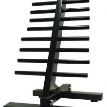 CanDo® Dumbbell Floor Rack - 20 Dumbbell Capacity