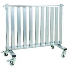 CanDo® Dumbbell Mobile Studio Rack - 1100 lb Capacity