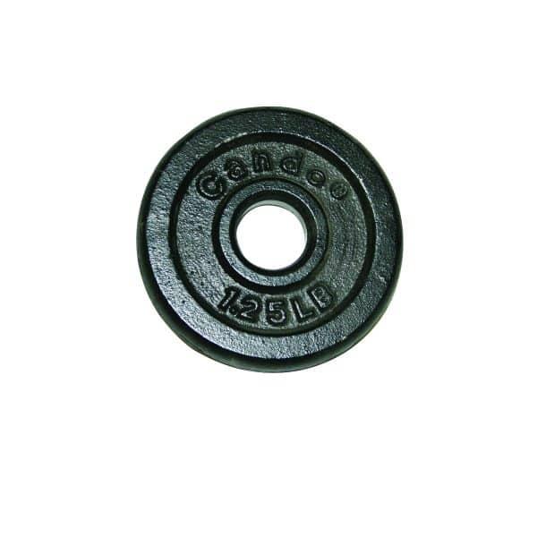 CanDo® Iron Disc Weight Plates