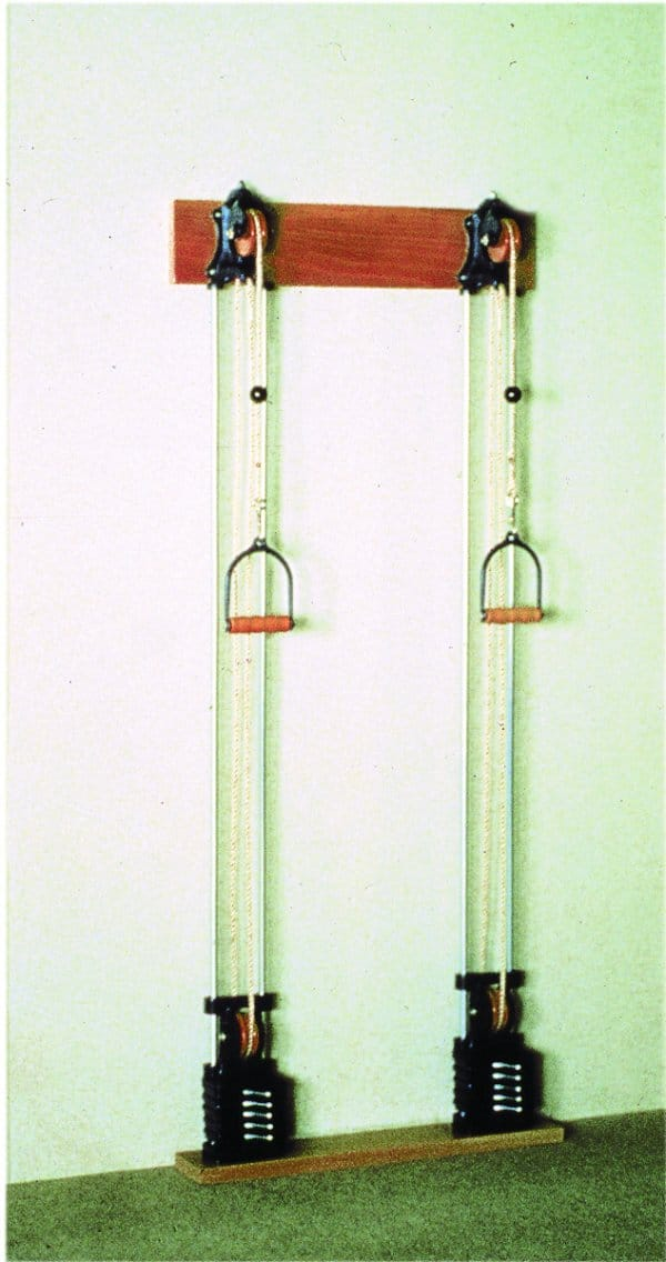 CanDo® Chest Weight Pulley System