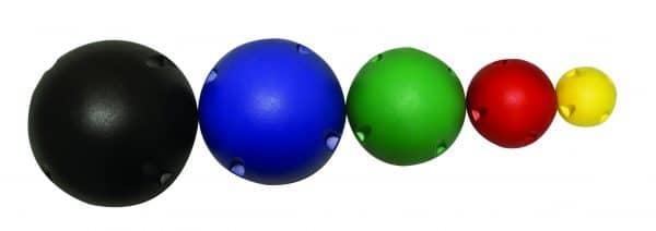 CanDo® MVP® Balance System - Balls & Accessories