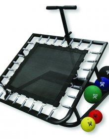 CanDo® Adjustable Ball Rebounder Set