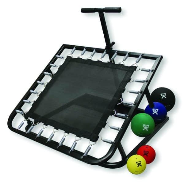 CanDo® Adjustable Ball Rebounder Set