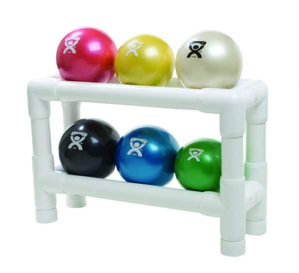 CanDo® WaTE™ Ball - Hand-held Size - 6-piece set