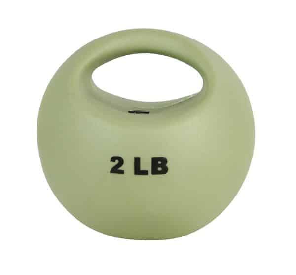 CanDo® One Handle Medicine Ball