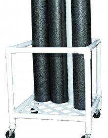 CanDo® Foam Roller Upright Storage Rack