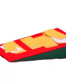 CanDo® Incline Mat with Positioning Strap