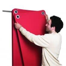 CanDo® Sup-R Mat® Wall Mat Hanger