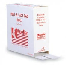 Mueller Sports Medicine Heel & Lace Pads