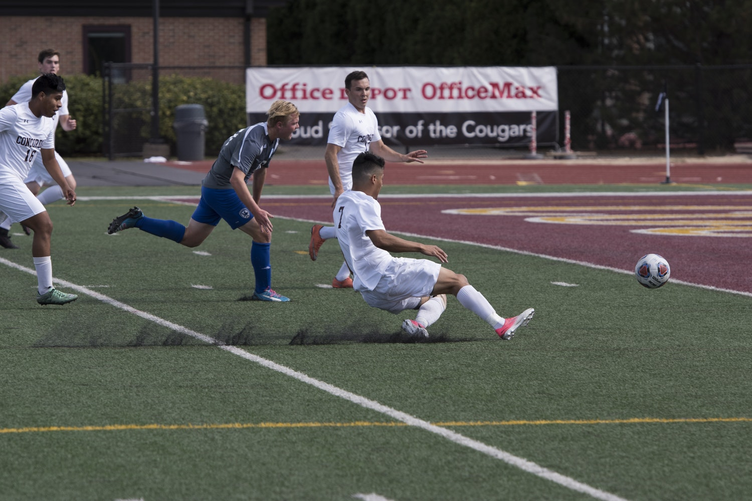 Soccer Players Like The Ones Shown Here Are Particularly Well Positioned To Experience The Benefits Of Ankle Braces