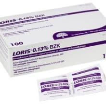 Lernapharm Benzalkonium Chloride Wipes