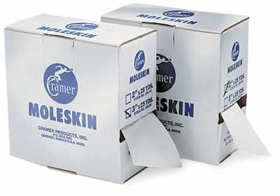 Cramer Sports Medicine MoleSkin Roll